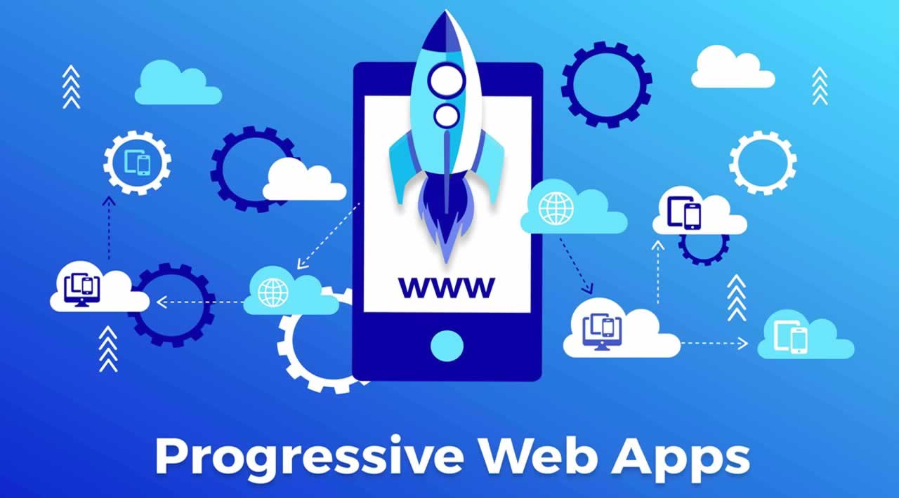Building a progressive web app (PWA): No React, no Angular, no Vue