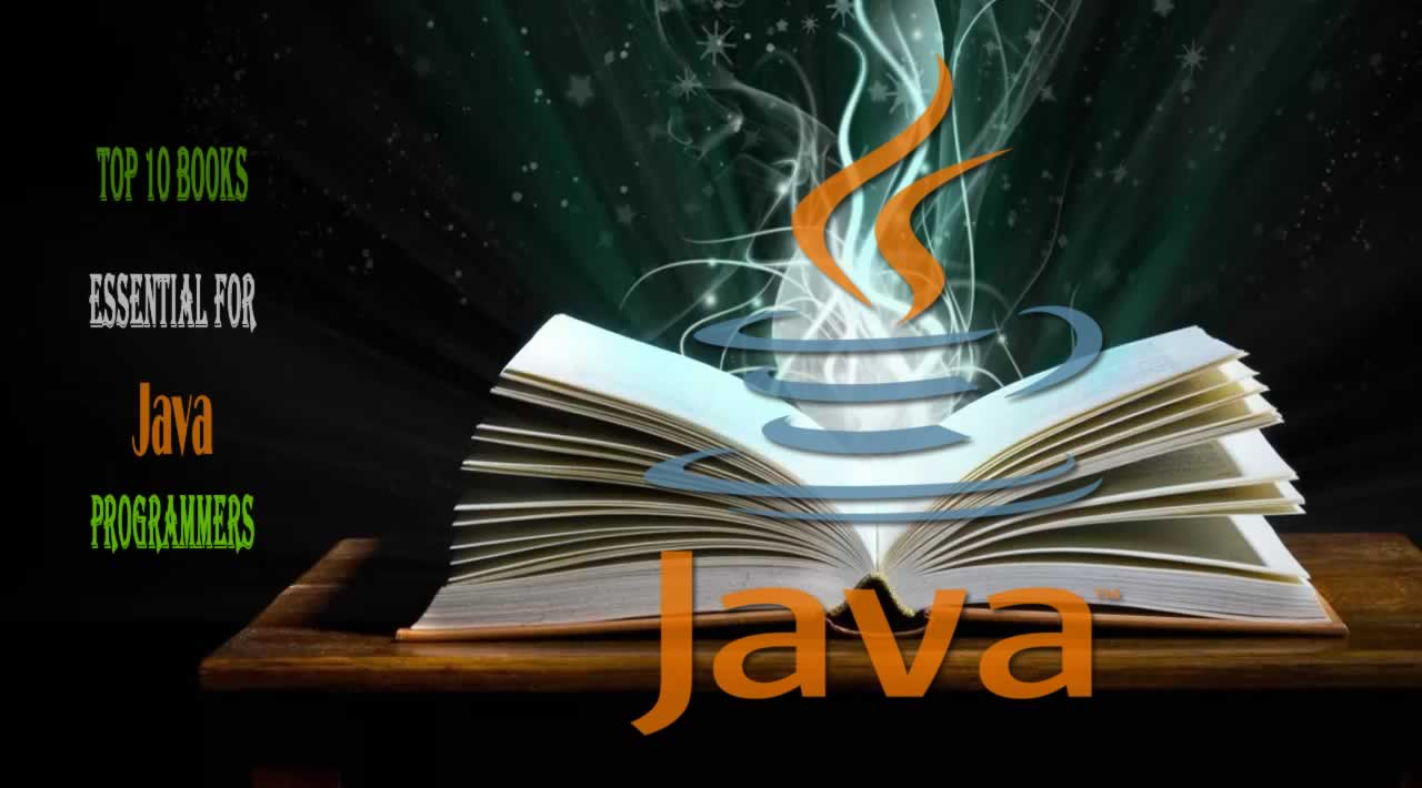 Top 10 Books essential for Java Programmers