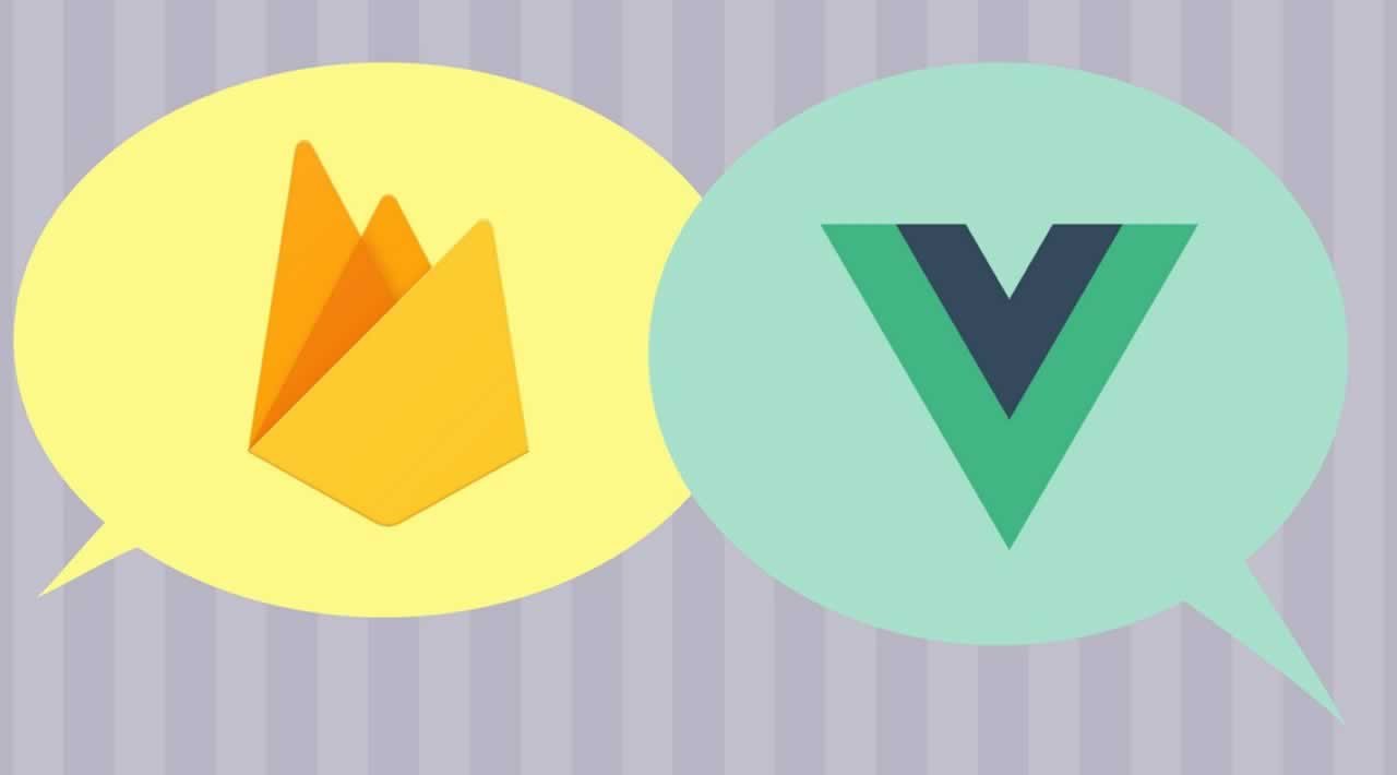 Building simple chat web app using Vue.js and Firebase