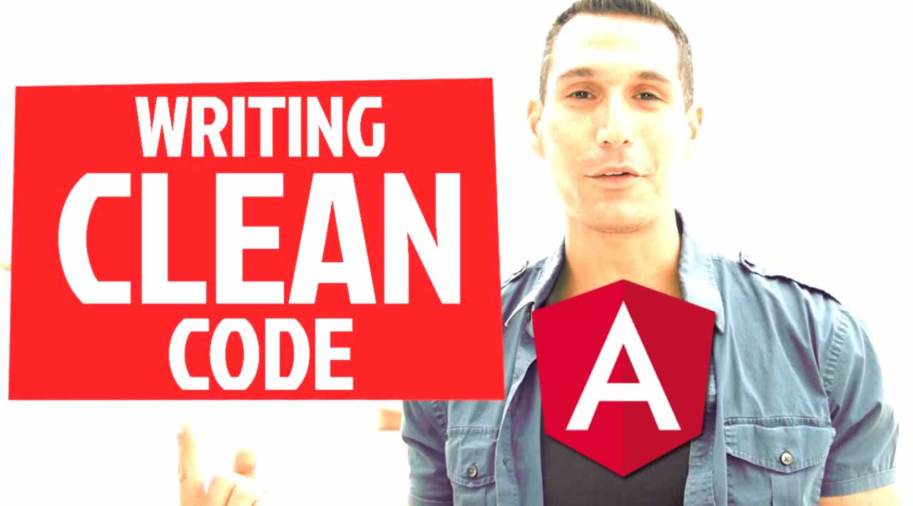 To Writing Clean code in Angular - What do you need to do?
