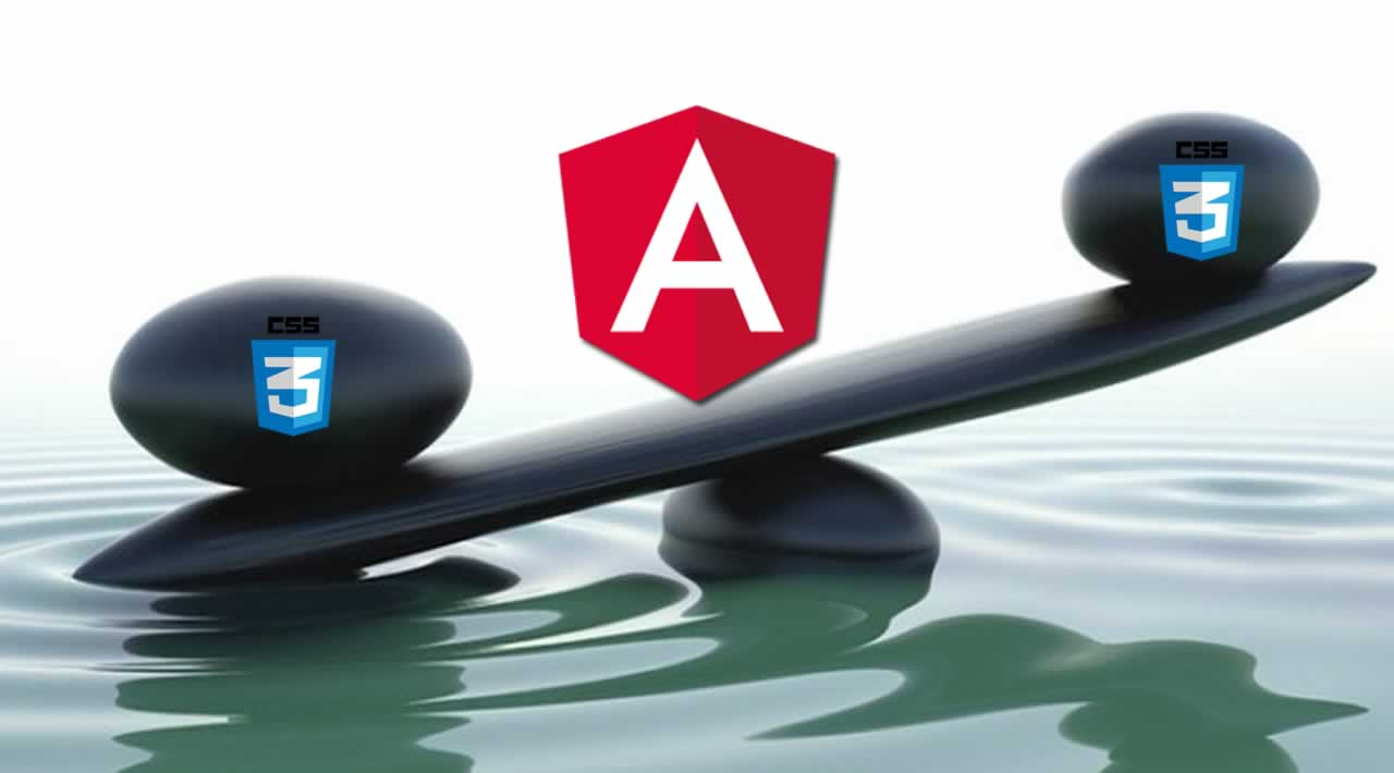 How to CSS Centering for Angular