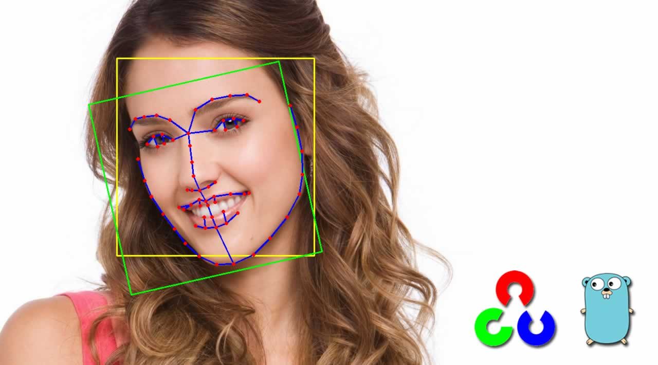 A guide to Face Detection with Golang and OpenCV