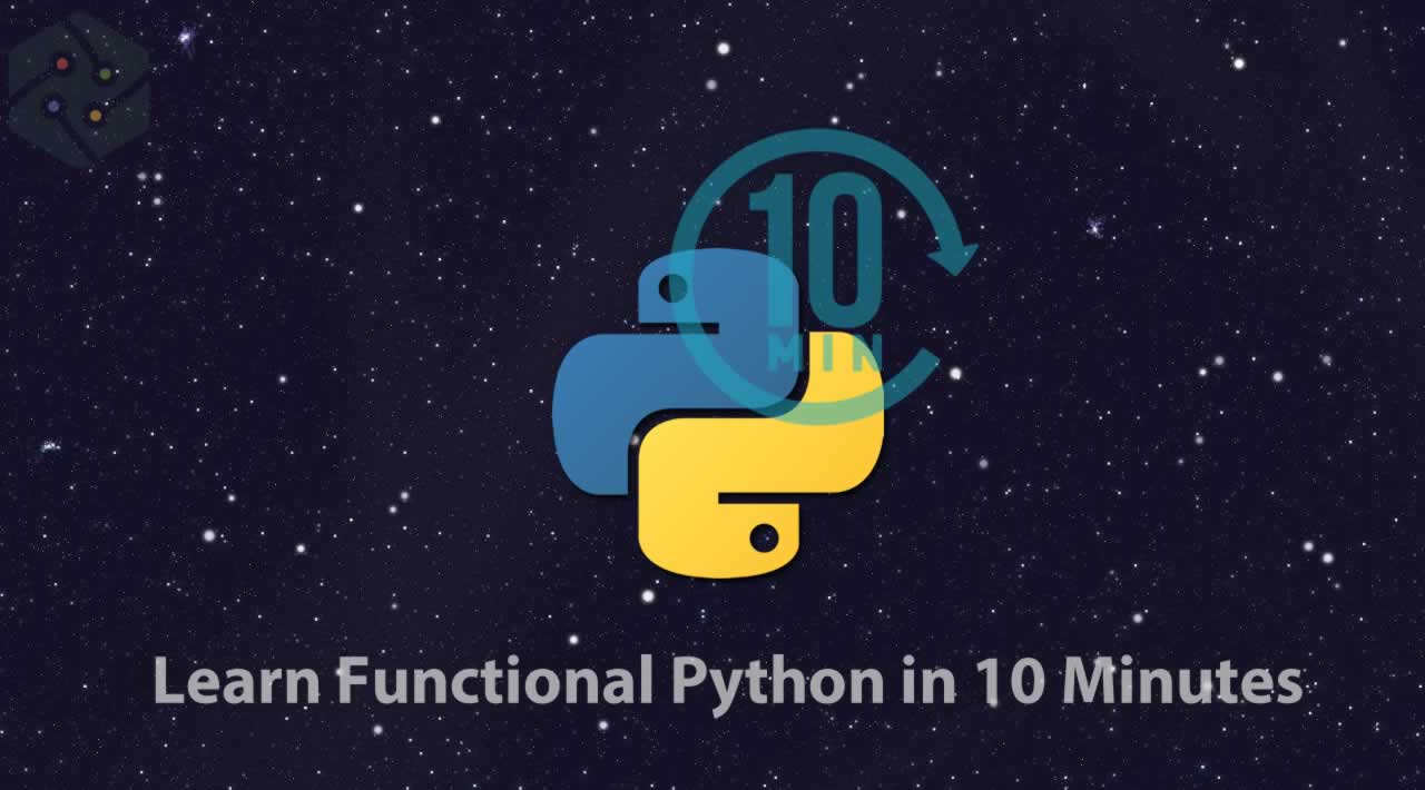 Learn Functional Python in 10 Minutes