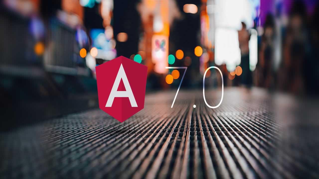 Angular 7 Uploads Backed by Node.js