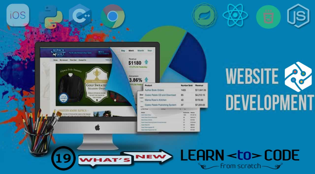 Top 19+ Best IDEs for Web Development as of 2020