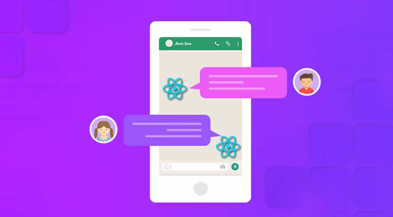 How to build a realtime messaging feature in React app with Chatkit