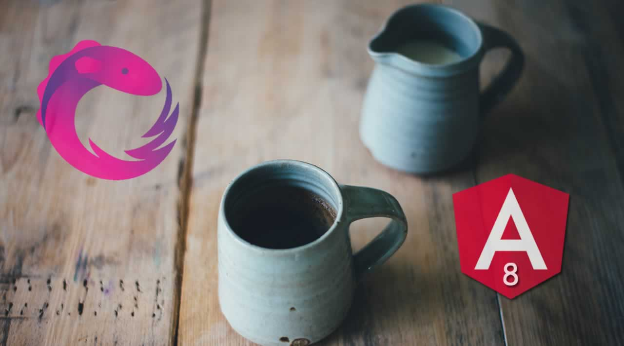 Learning Angular 8 Observable and RXJS with Examples