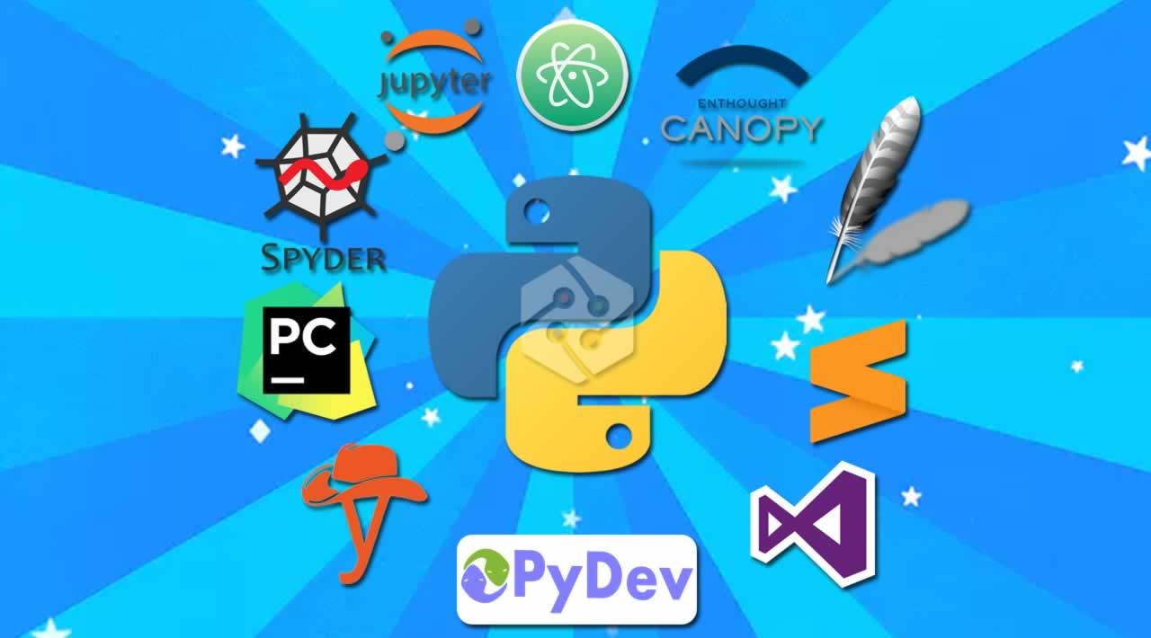 Best 10 Python IDEs in 2019
