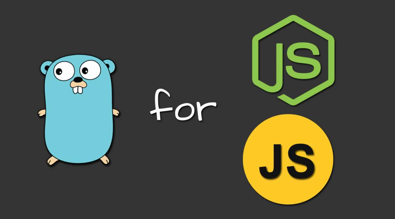 Google's Go Essentials For Node.js / JavaScript Developers