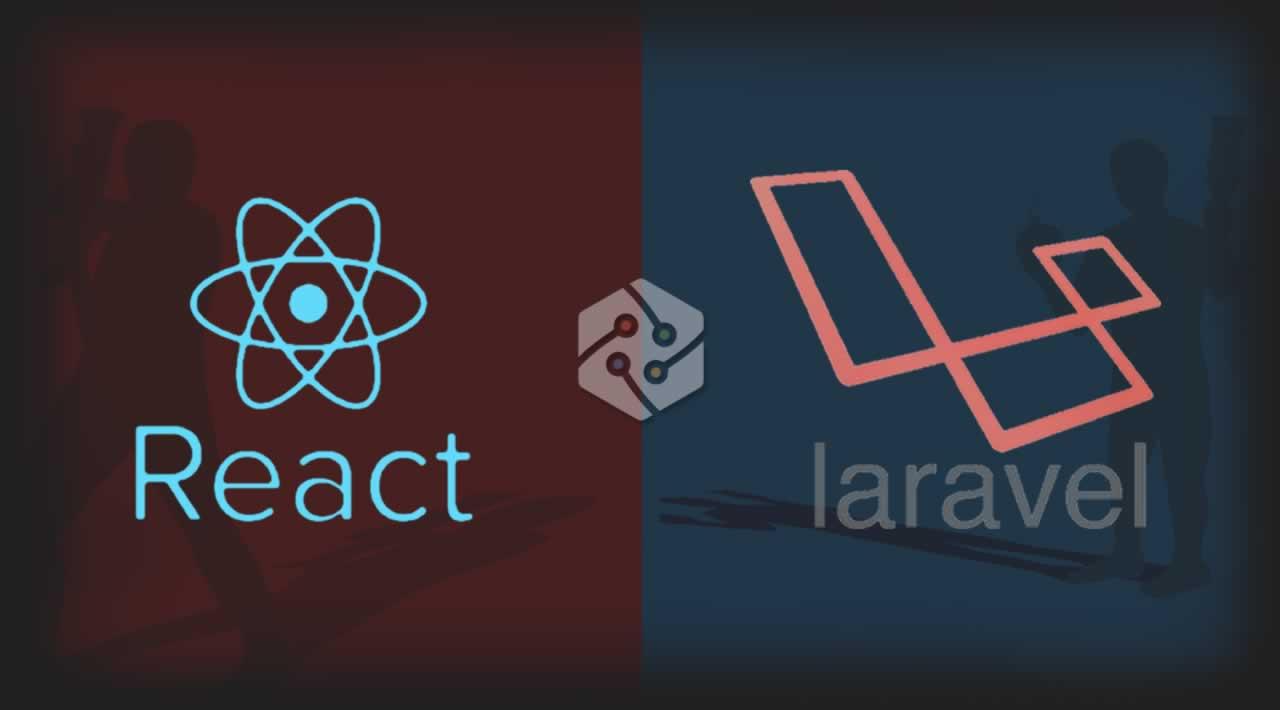 Setting React - Laravel Without using Laravel mix