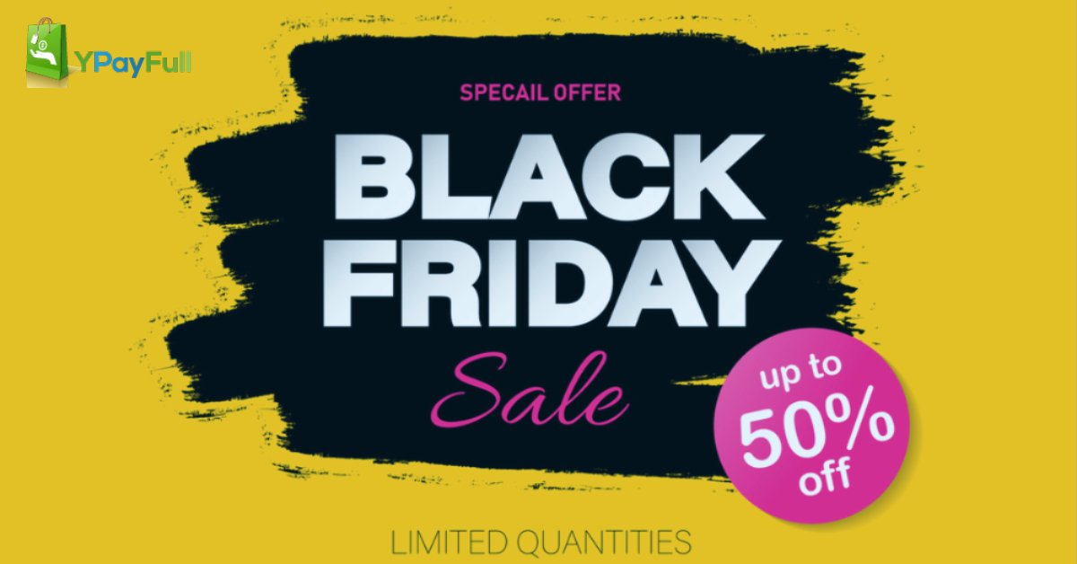 5 Black Friday Sales on Everyday Items to Go Crazy Over This Week