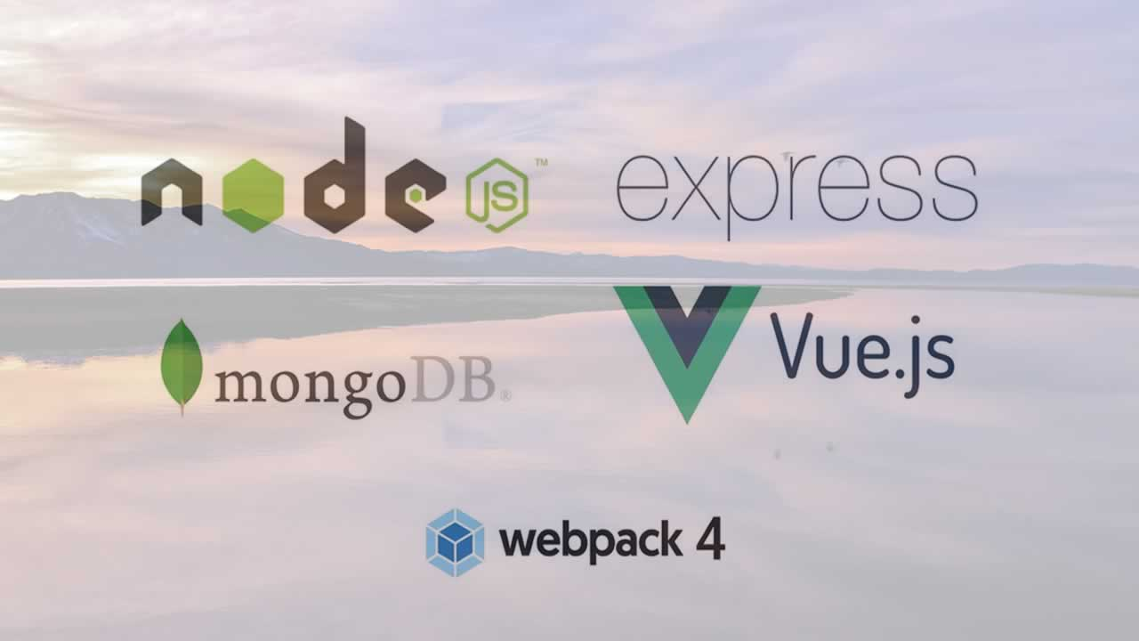 Node.js, ExpressJs, MongoDB and Vue.js (MEVN Stack) Application Tutorial