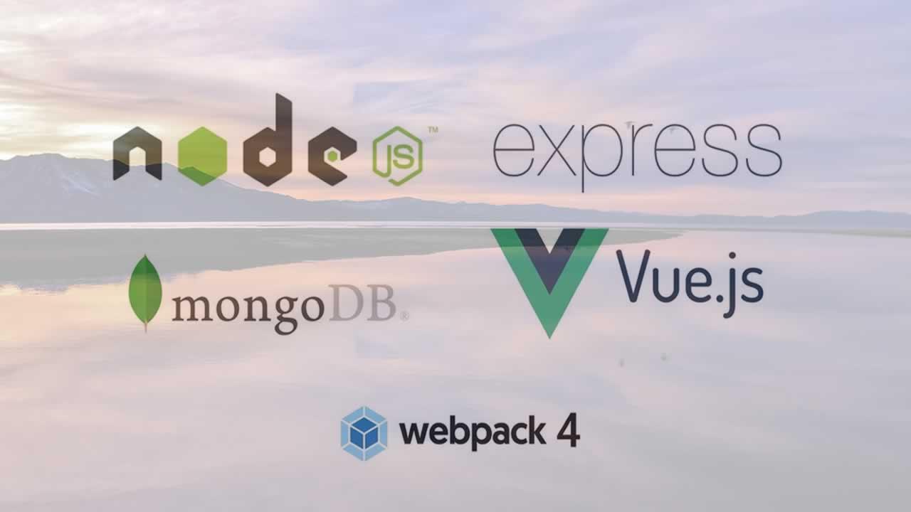 Node.js, ExpressJs, MongoDB and Vue.js (MEVN Stack) Application Tutorial