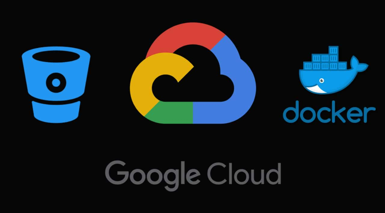 Publish a Docker container from Bitbucket to Google Cloud Container Registry