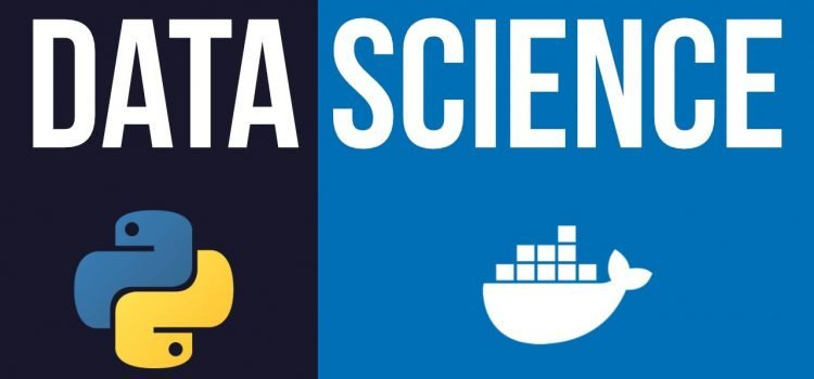 Building Python Data Science Container using Docker