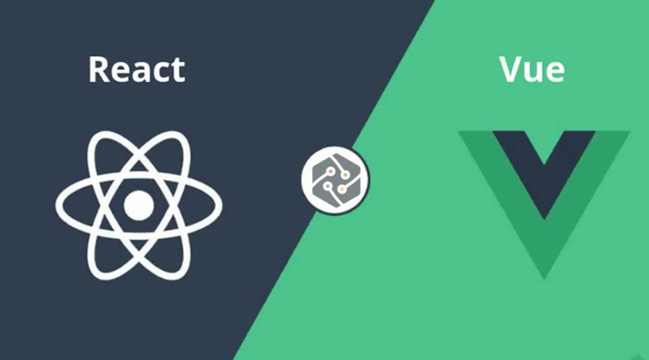 Difference between React and Vue when Creating the Same Application