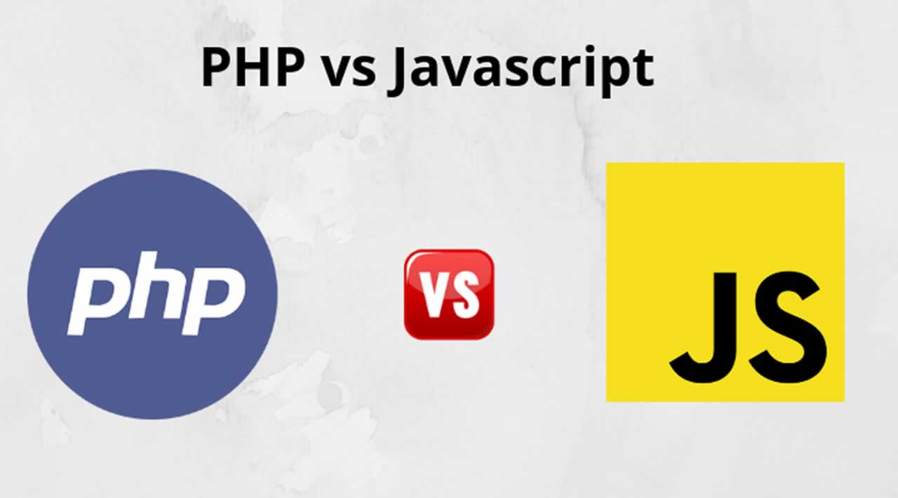 JavaScript vs PHP: What's the Difference?