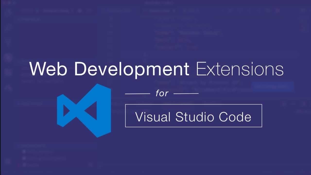 Best 22 Visual Studio Code Extensions for Web Development