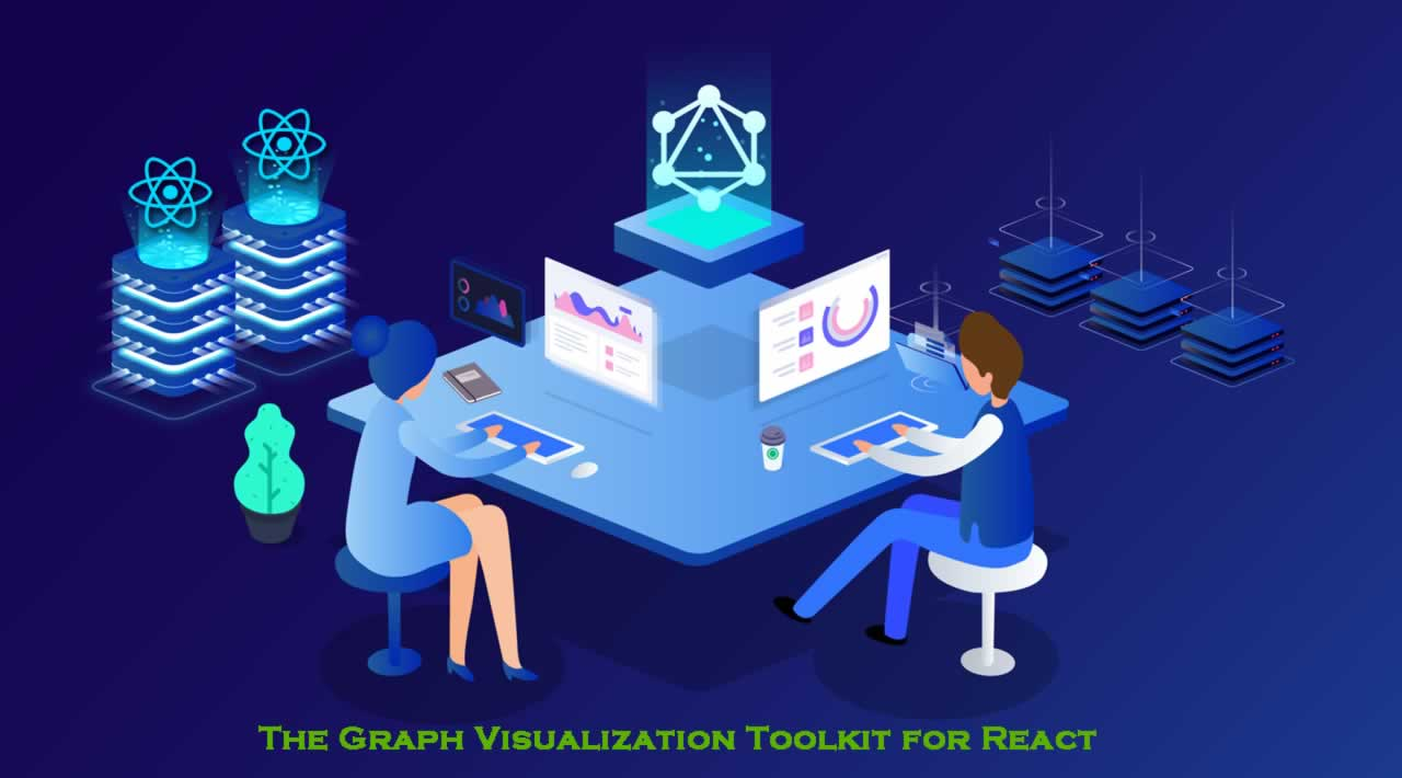 The Graph Visualization Toolkit for React