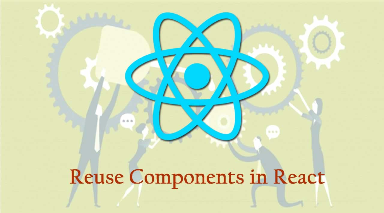 Reuse Components and without Overhead in React