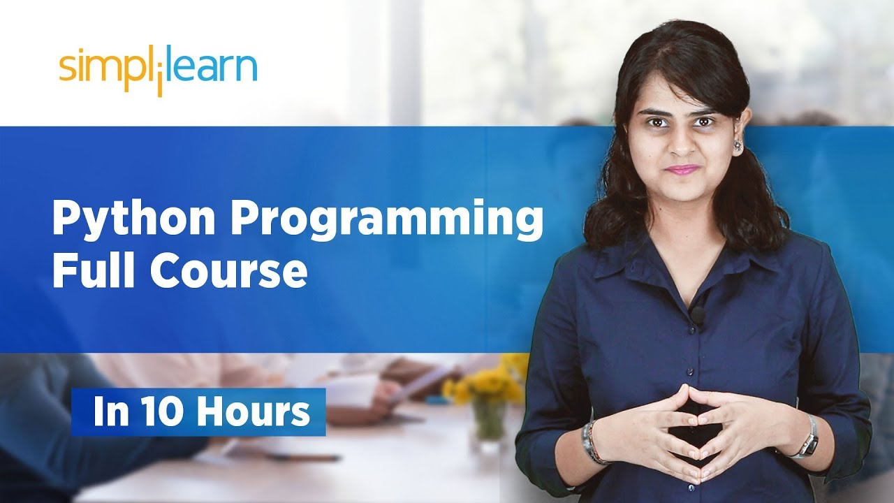 Python Tutorial For Beginners - Full Course