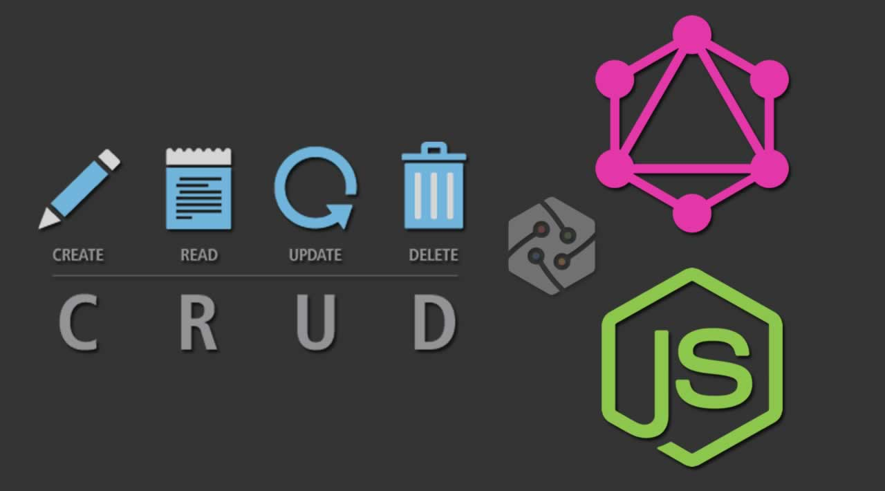 How to create a simple CRUD App using GraphQL and Node.js