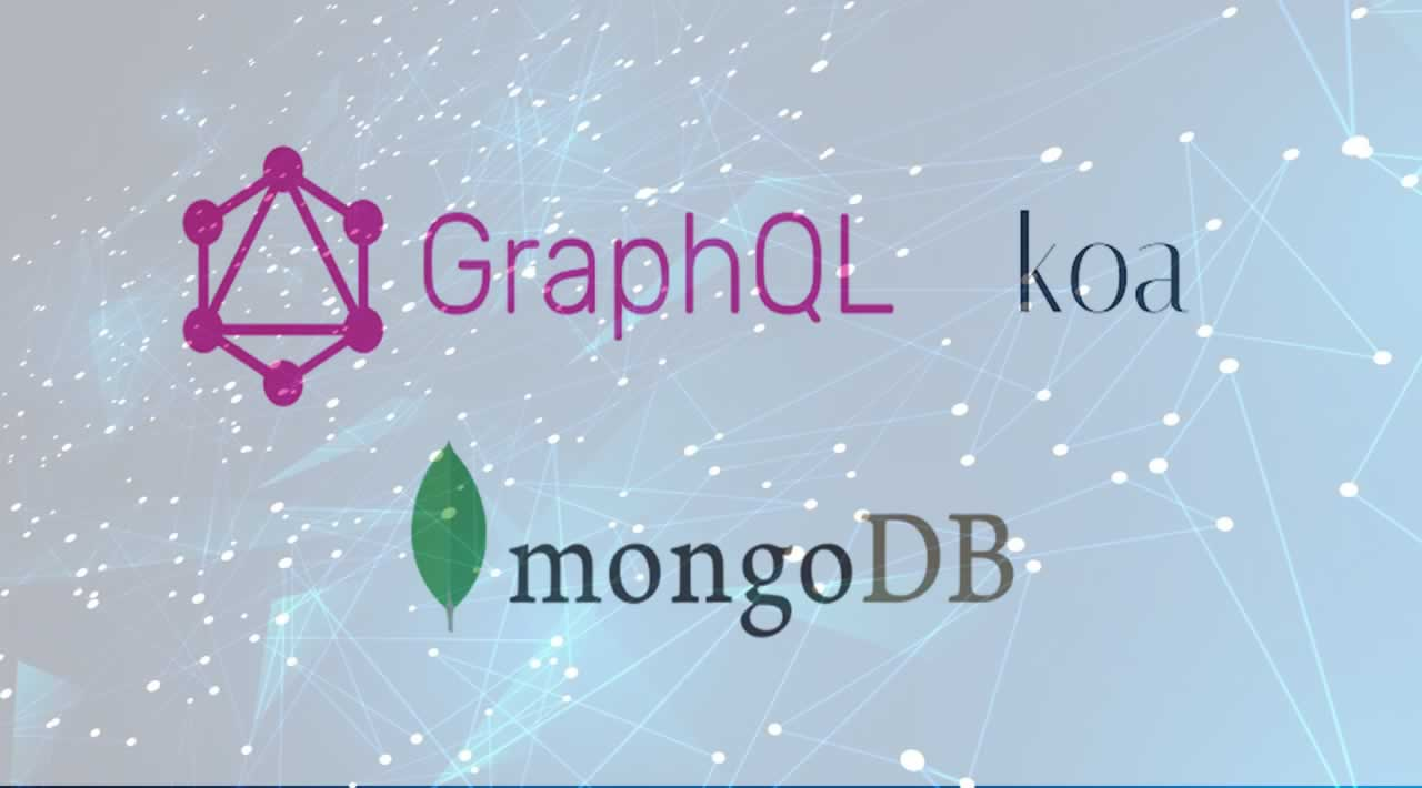 How to setup a powerful API with GraphQL, Koa and MongoDB