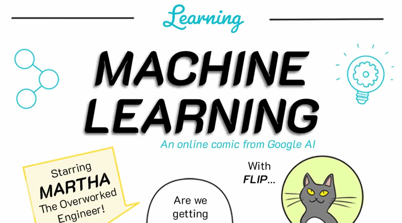 Learn Machine Learning: An Online Comic from Google AI