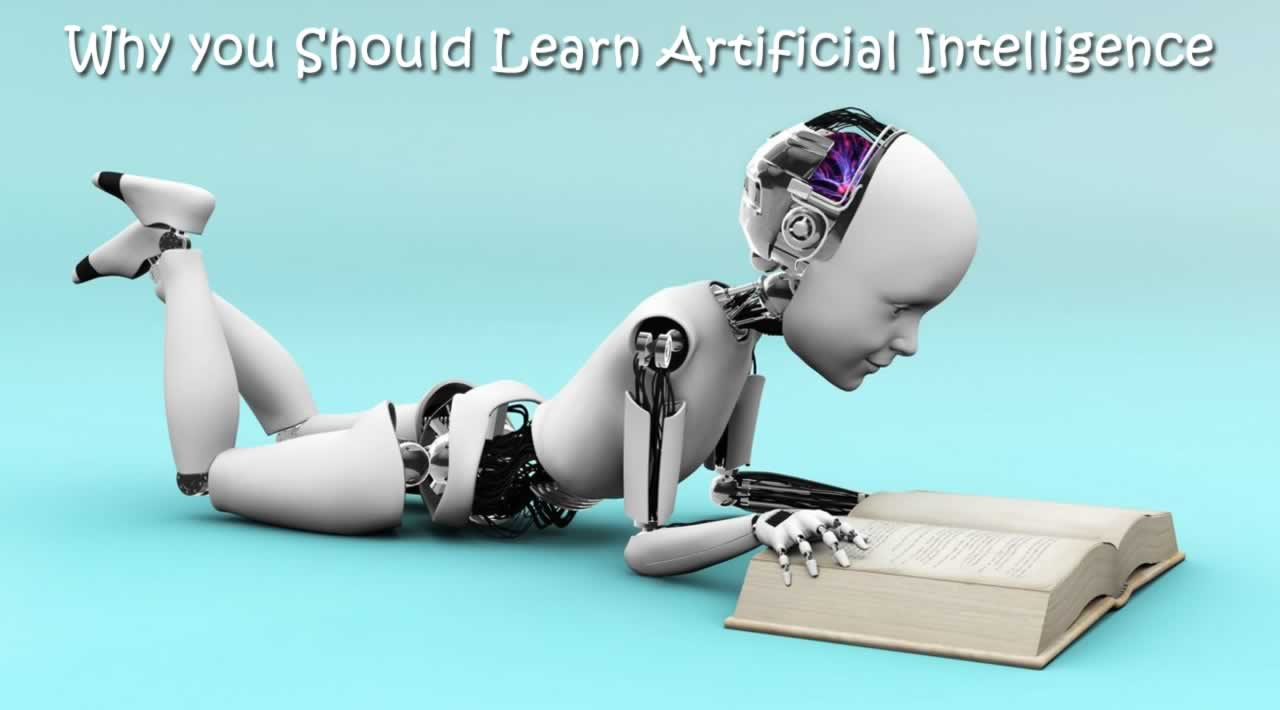 Why you Should Learn Artificial Intelligence