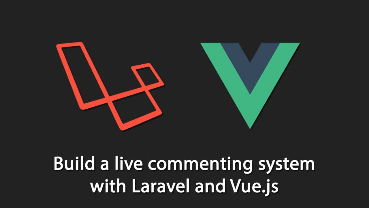 Build a live commenting system with Laravel and Vue.js