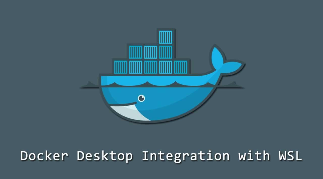 Docker Desktop Integration with WSL