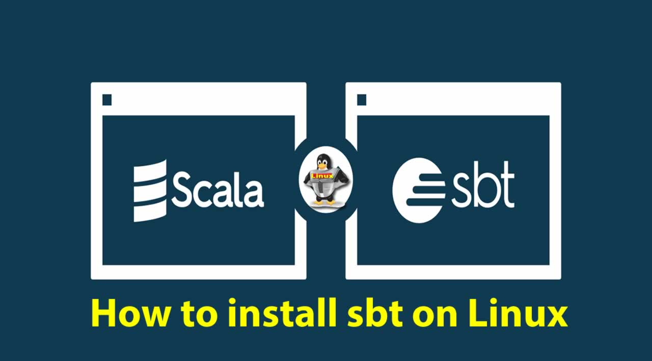 How to install sbt on Linux