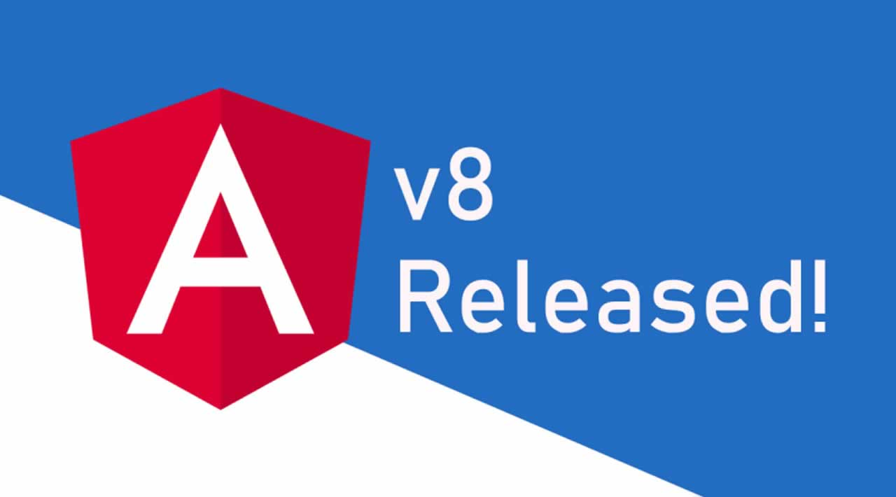 Angular v8 is Released