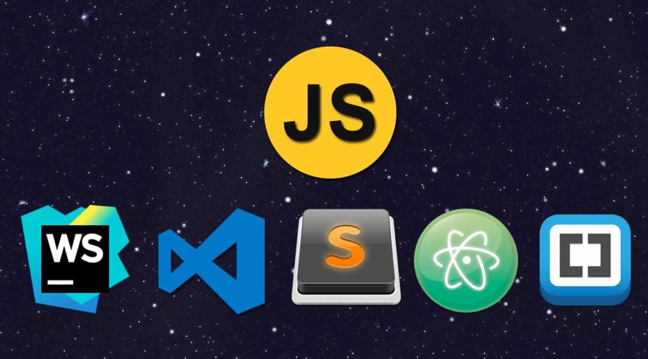 5 JavaScript Code Editors