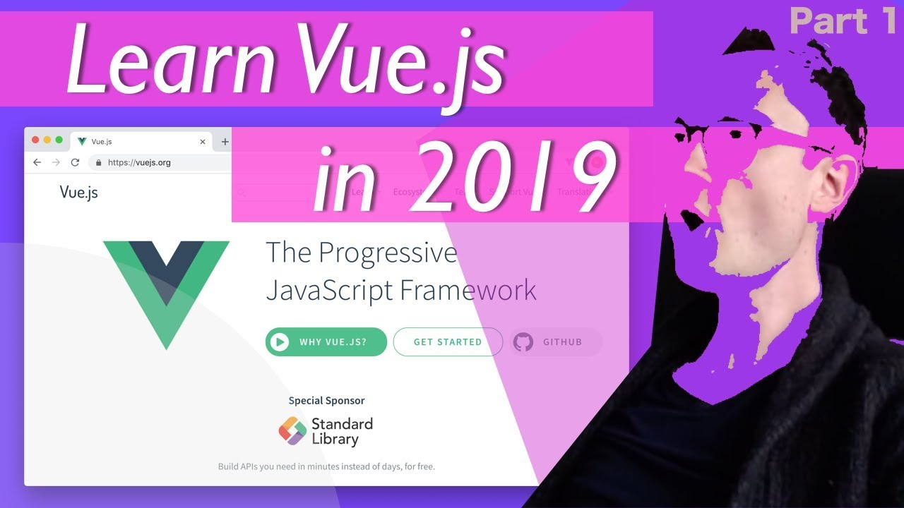 The Vue Tutorial (2019) - Learn Vue.js from scratch