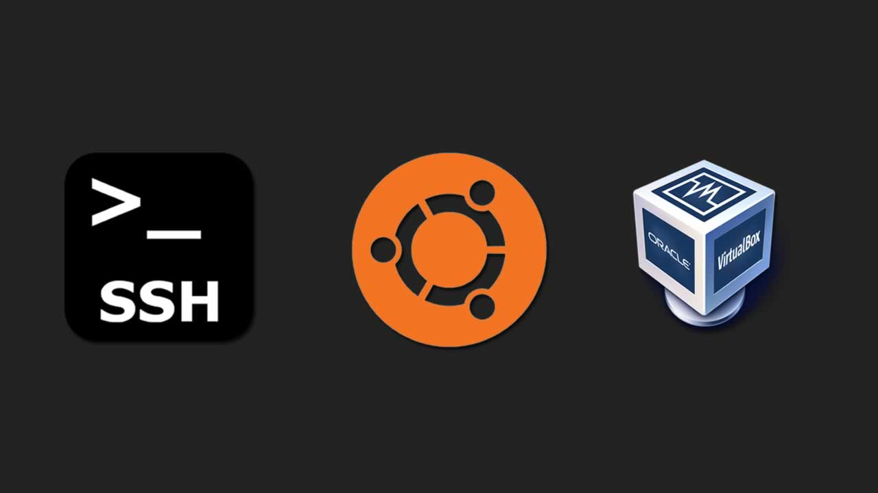 How to setting an ssh connection on a Virtualbox Ubuntu