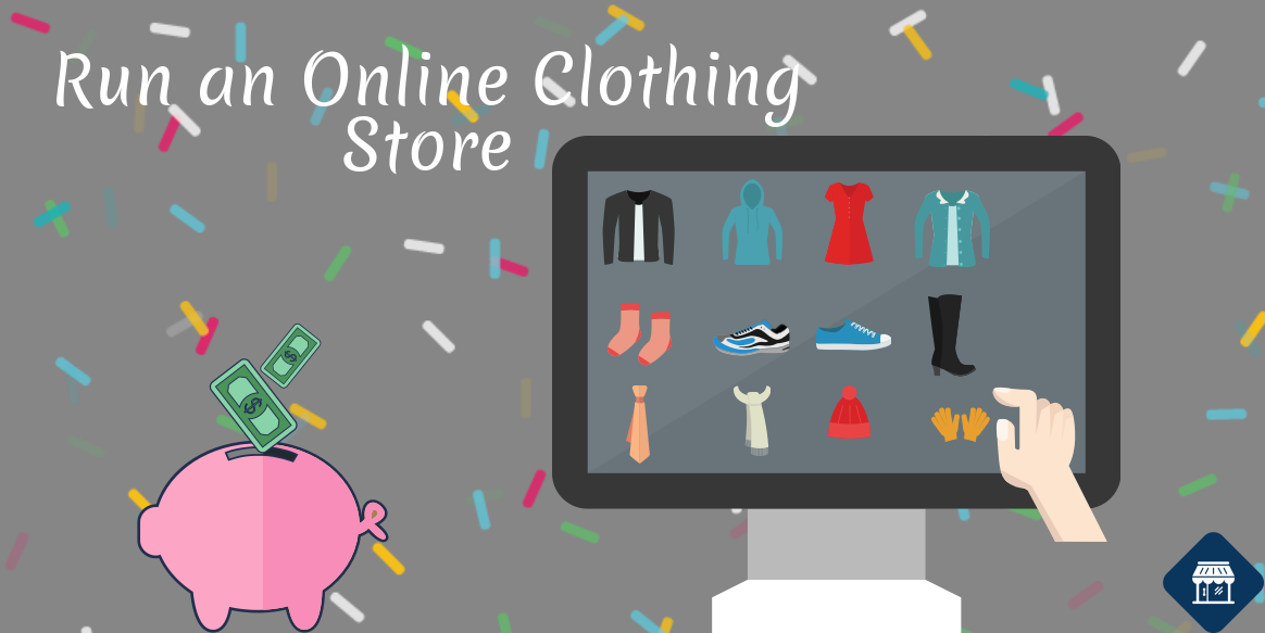 Online Clothing Business Online