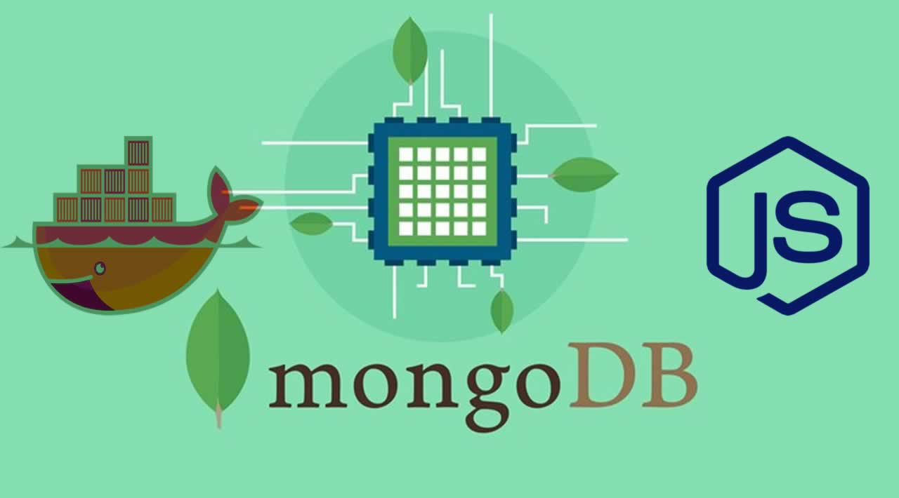 Dockerize a Nodejs app connected to MongoDb