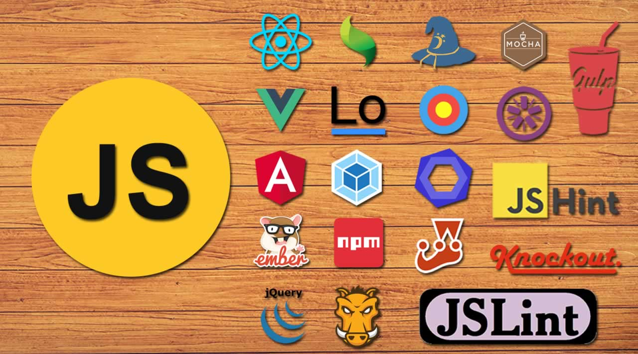 Best JavaScript Frameworks, Libraries and Tools to Use in 2020