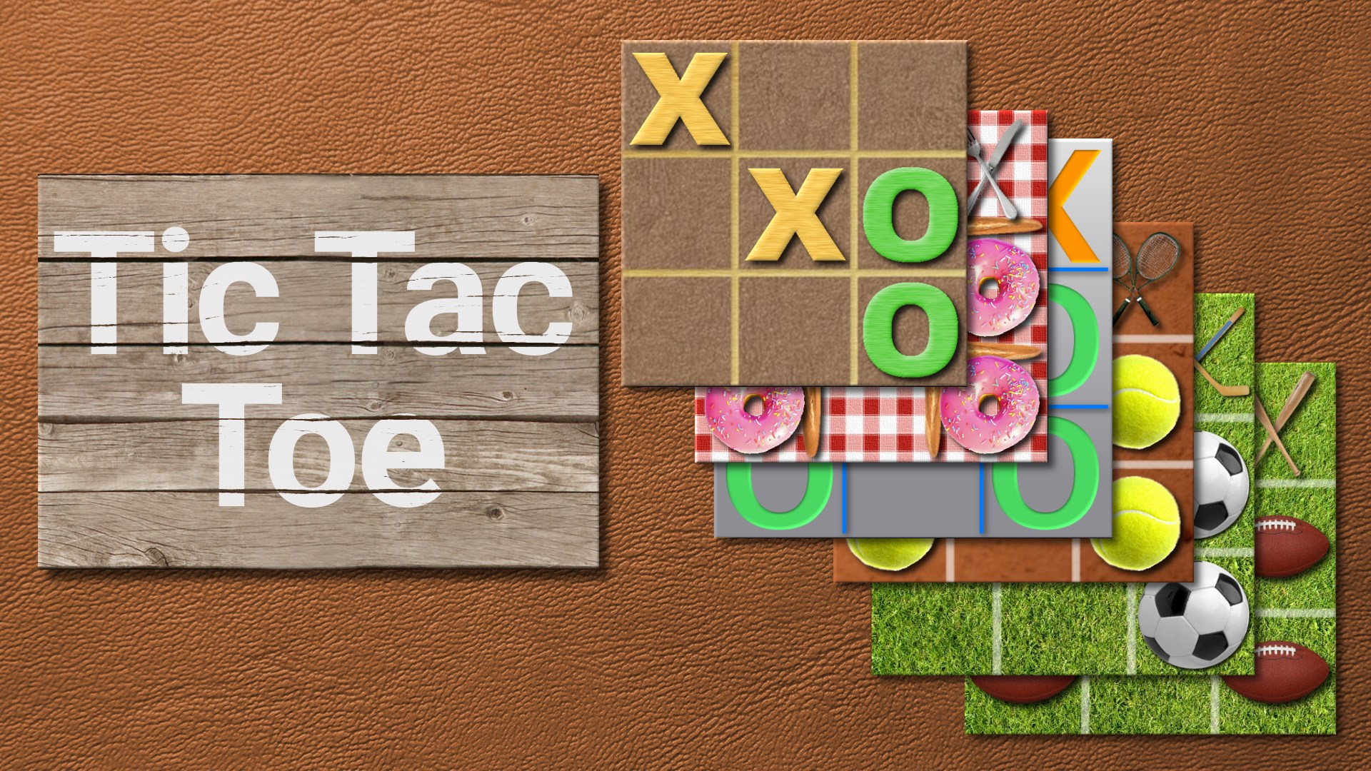 Behind VR Games: Tic-Tac-Toe