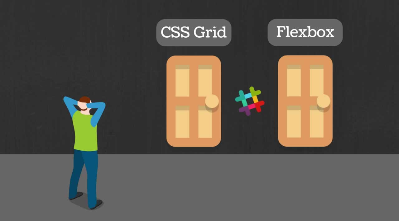 The main differences between Flexbox and CSS Grid