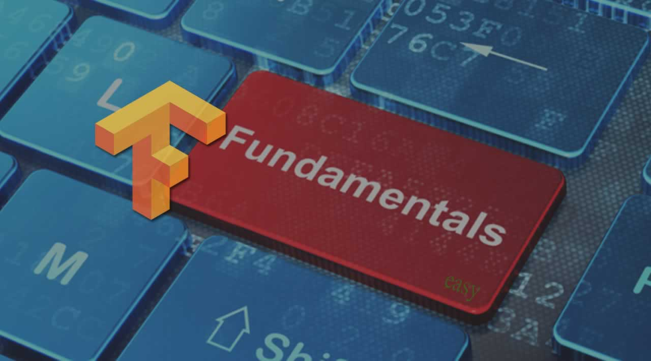 I Learn TensorFlow Fundamentals in 21,9 minutes