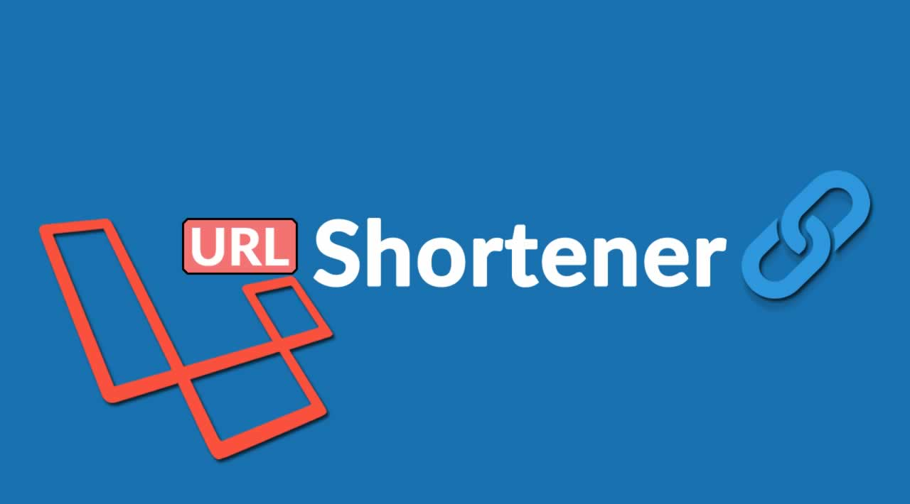 Build your own URL shortener using Laravel