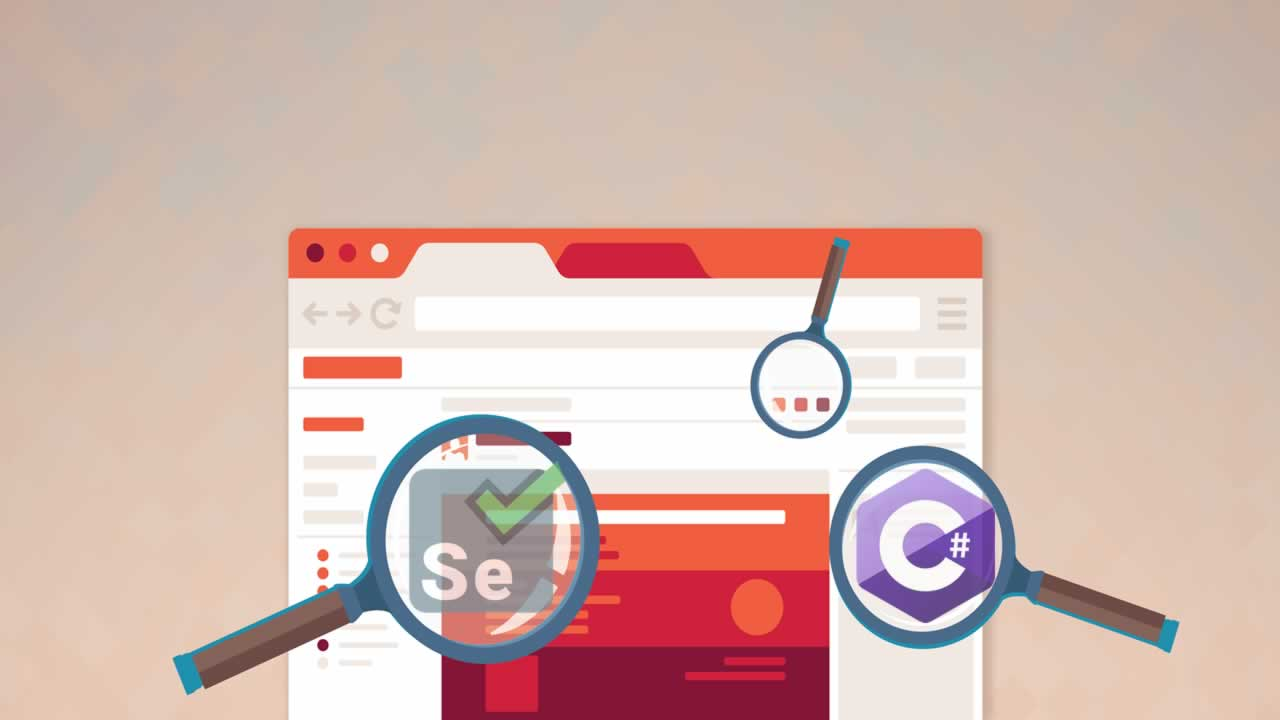 Selenium WebDriver with C# Tutorial for Beginners