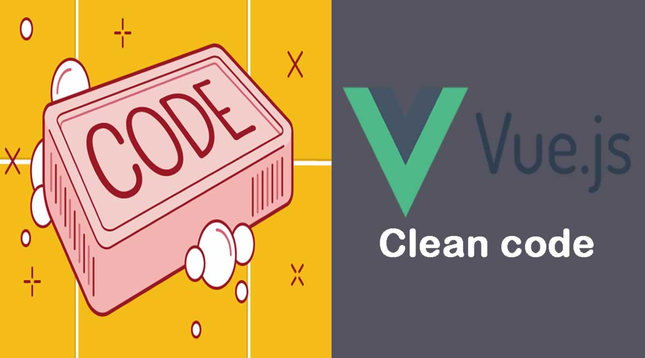 Keeping your Vue.js code Clean