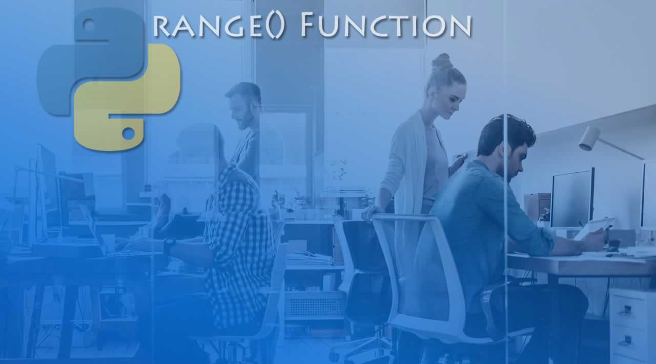 The Python range() Function