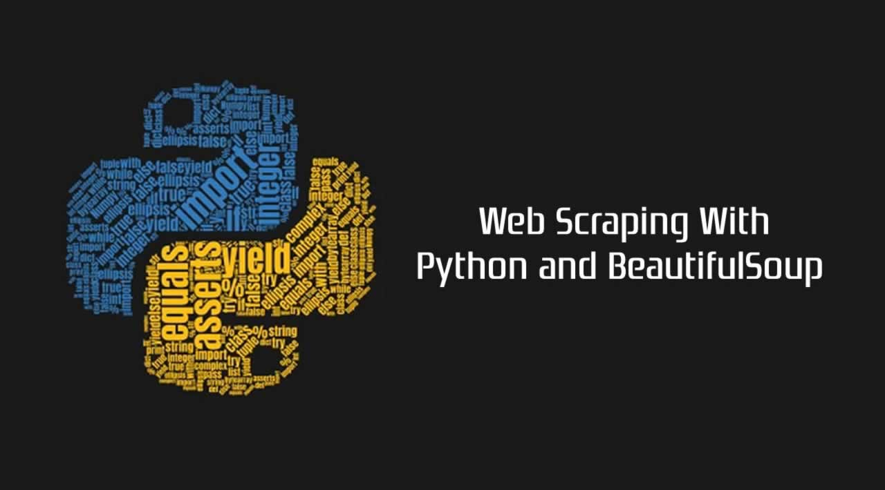 Web Scraping with Python and BeautifulSoup
