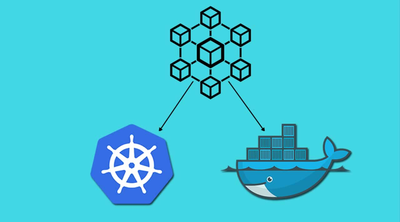 Building microservice applications with Kubernetes and Docker