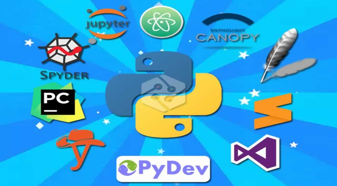 Top Python IDEs and Code Editors