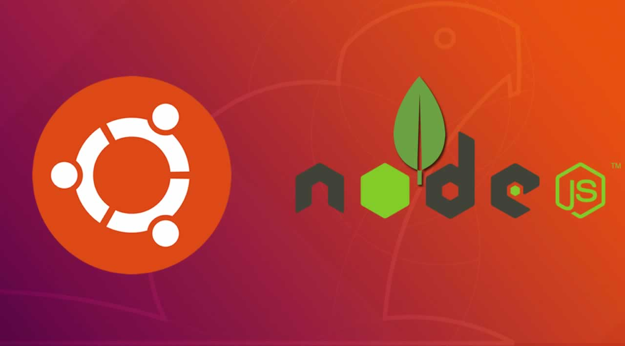 How to install NodeJs, MongoDB on Ubuntu 18.04